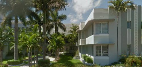 South Beach Hotel, Miami Beach Fl