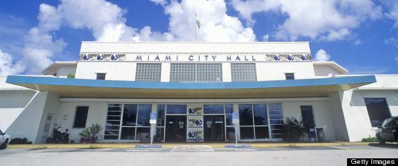 Miami City Hall, Miami, Florida