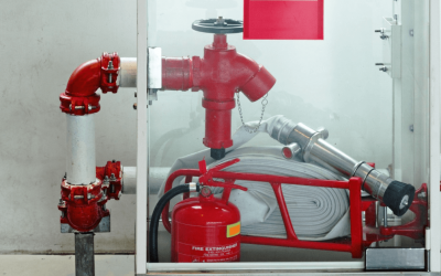 Smart Fire Protection Technology