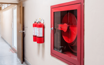 What Are The 5 Types Of Fire Extinguishers?