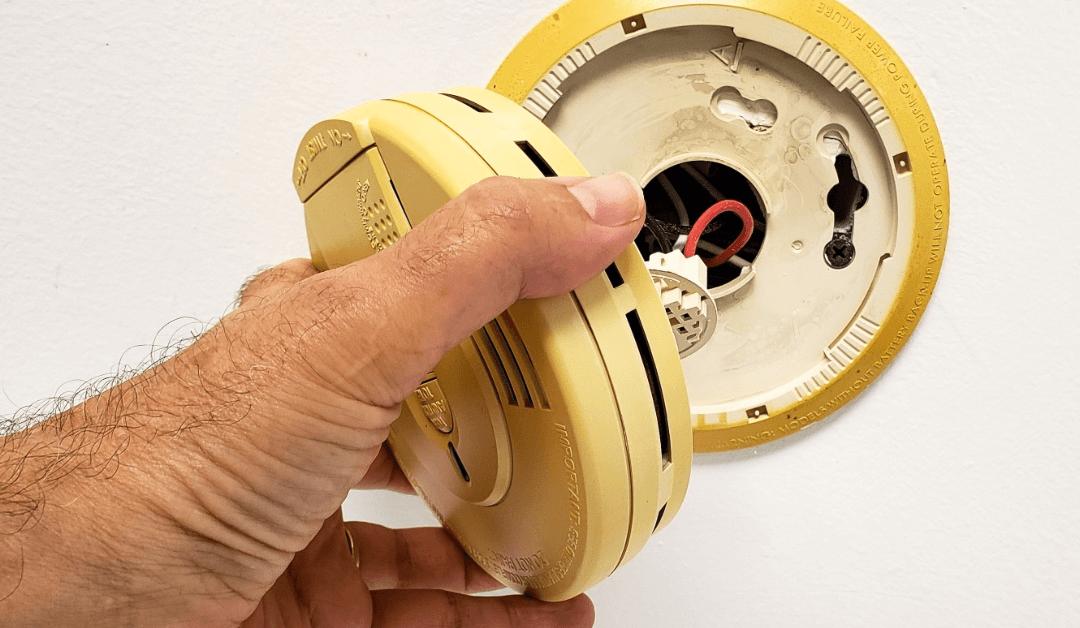 fire alarm system around Miami
