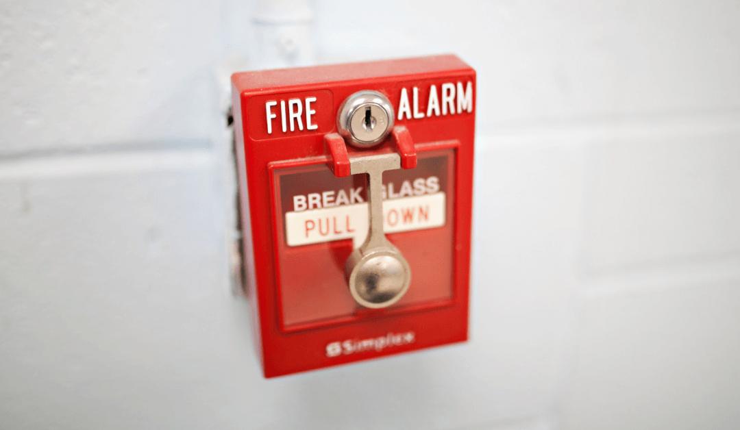 Fire alarm installation Palm Beach