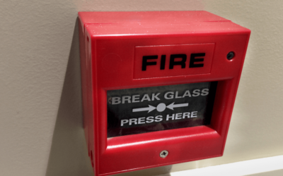 Wondering how commercial fire alarm systems work?