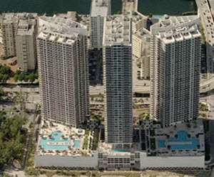 Clifton condominiums at Hallandale Beach